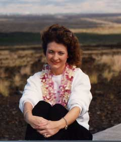 D. Anne Love in Hawaii
